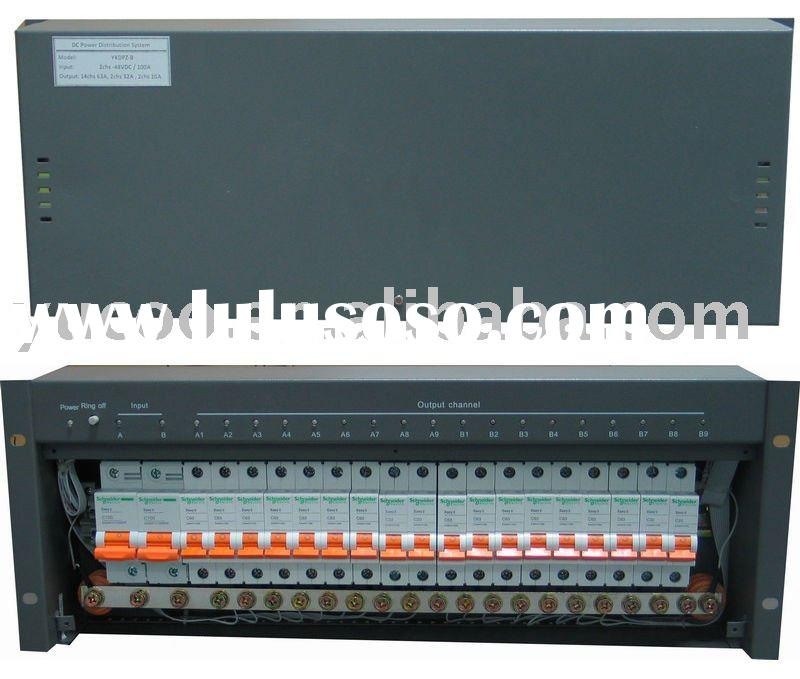 (YKDPZ-B) 18chs dc Power Distribution Panel