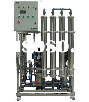 two-stage reverse osmosis water treatment equipment
