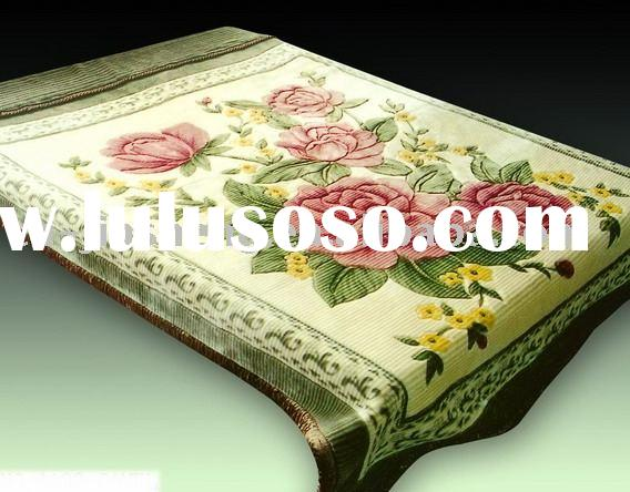 100% polyester blanket ,fresh stock blanket