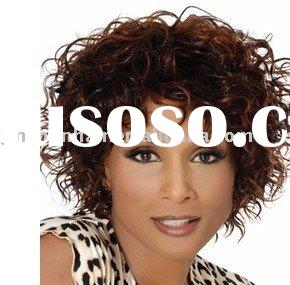 AfrIcan American Wigs NO40 - Synthetic Short Wigs For Sell