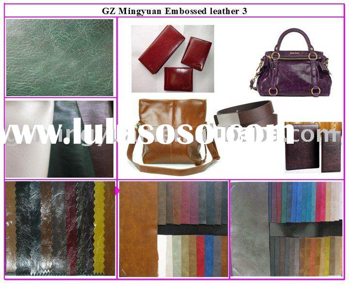 Artificial hanbag leather