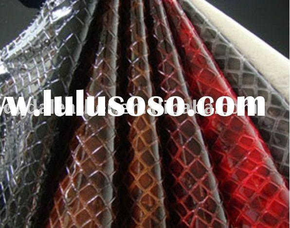 Artificial leather(European environmental standards approved)