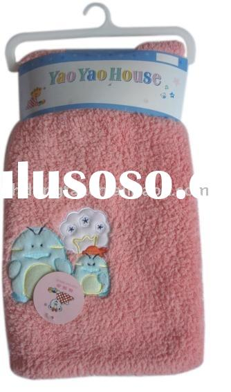 Blanket(polar fleece blanket,baby mink blanket)