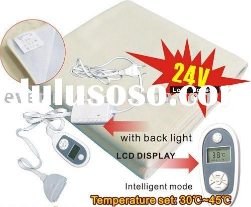 FAR INFRARED ELECTRIC HEATING BLANKET
