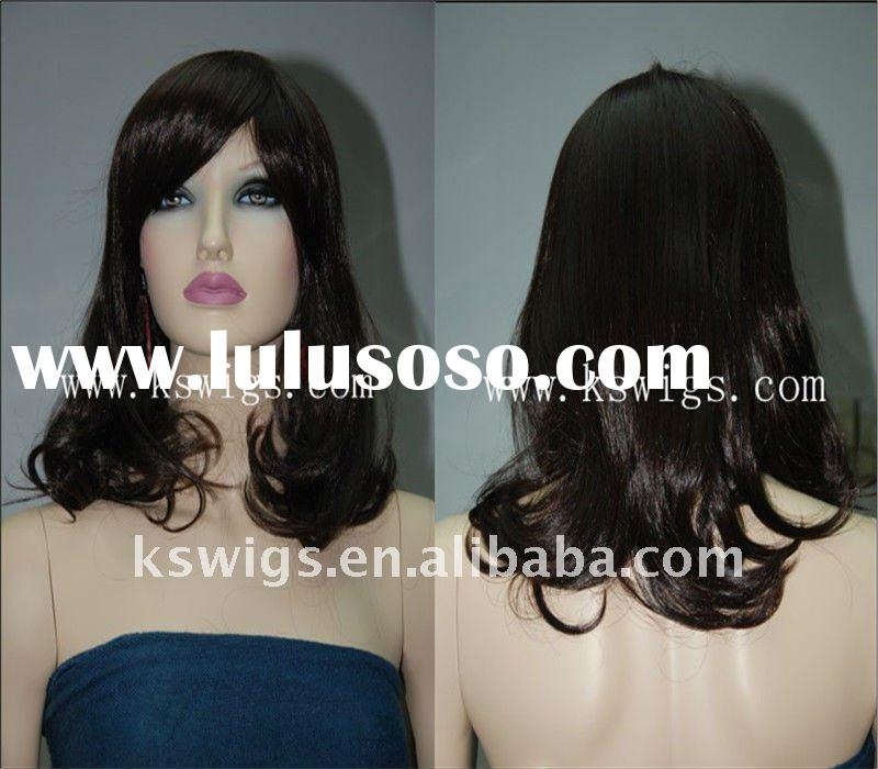 Fashion Synthetic Wig for African American