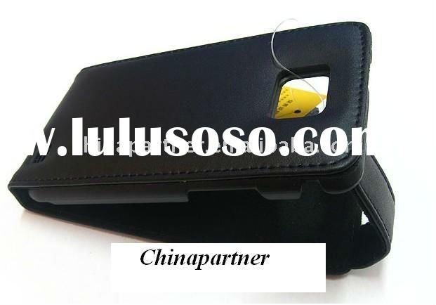 Genuine Leather Case For Samsung Galaxy S 2 II I9100