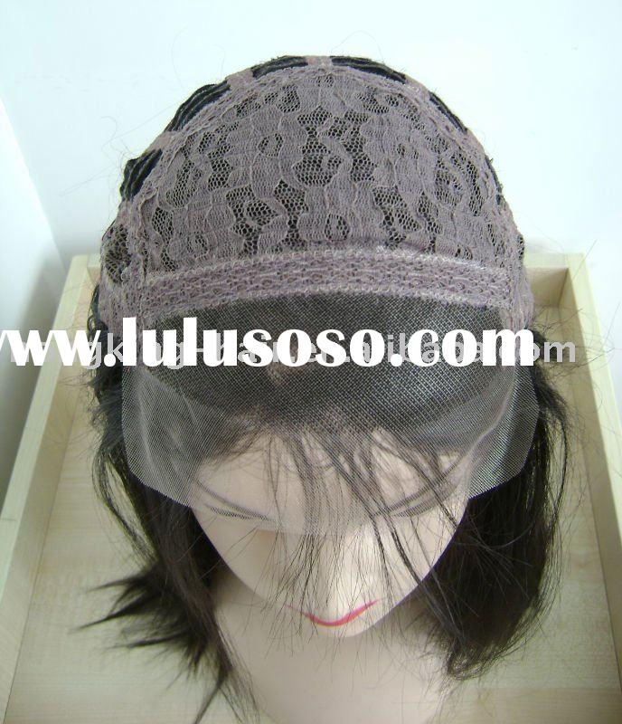 Lace front wig, synthetic wig