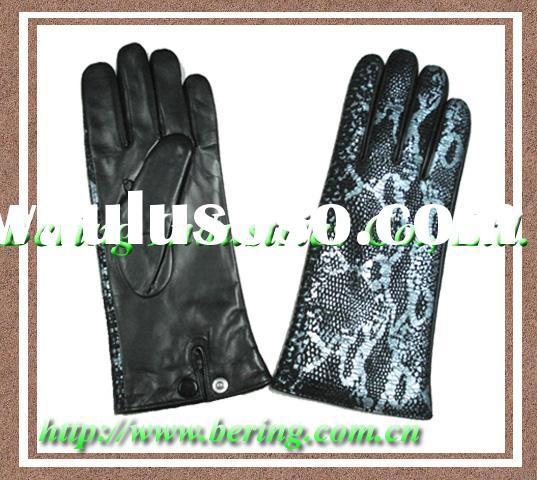 Ladies Dress Gloves, Fashion Leather Gloves