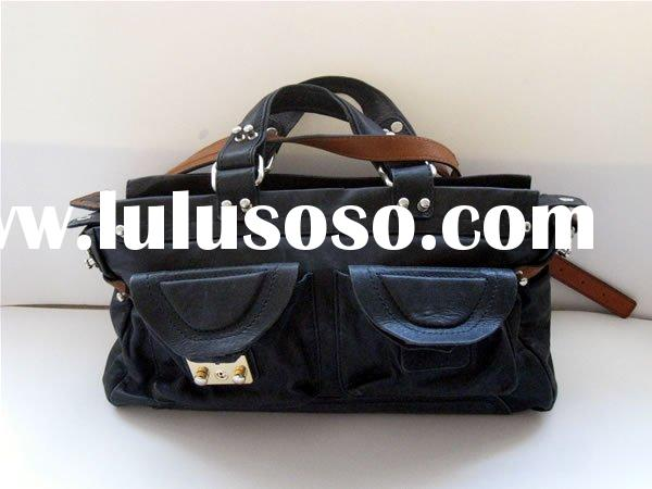 Ladies Genuine Leather Handbags, Wholesale Design Fashion