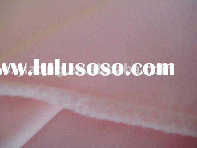 Microflber polyester for blanket fabric