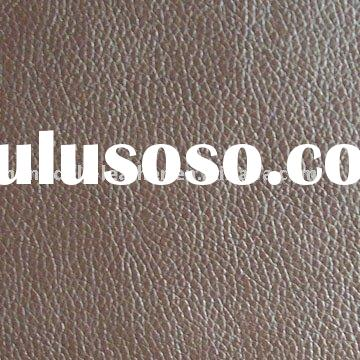PU artificial leather for upholstery(artificial leather,sofa leather,furniture leather)