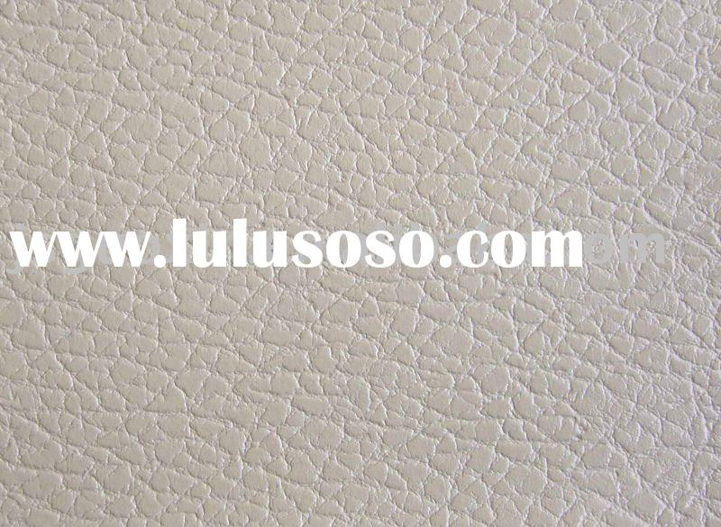 PVC artificial leather material