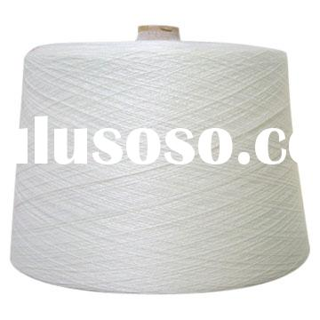 Raw White Acrylic Yarn