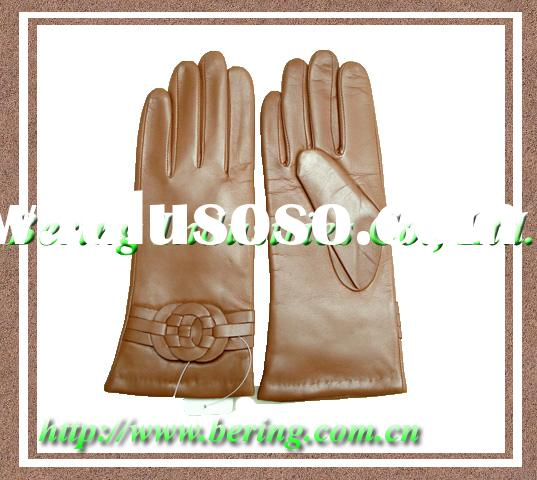 Real Leather Glove