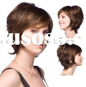 Stacie Monofilament Wig synthetic/kanekalon fashion Wig bsfw-1205