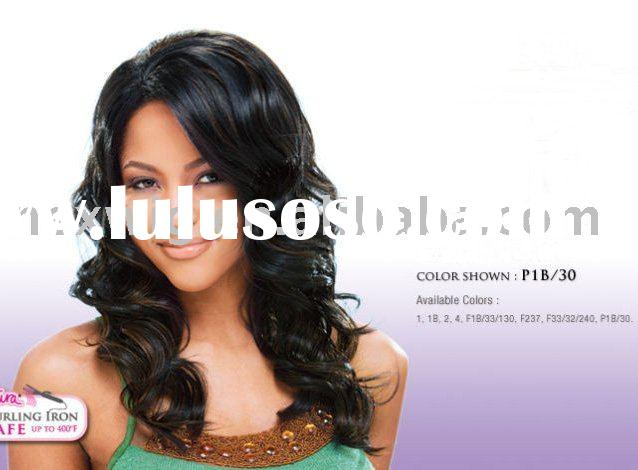 Synthetic Full Front Lace Wig