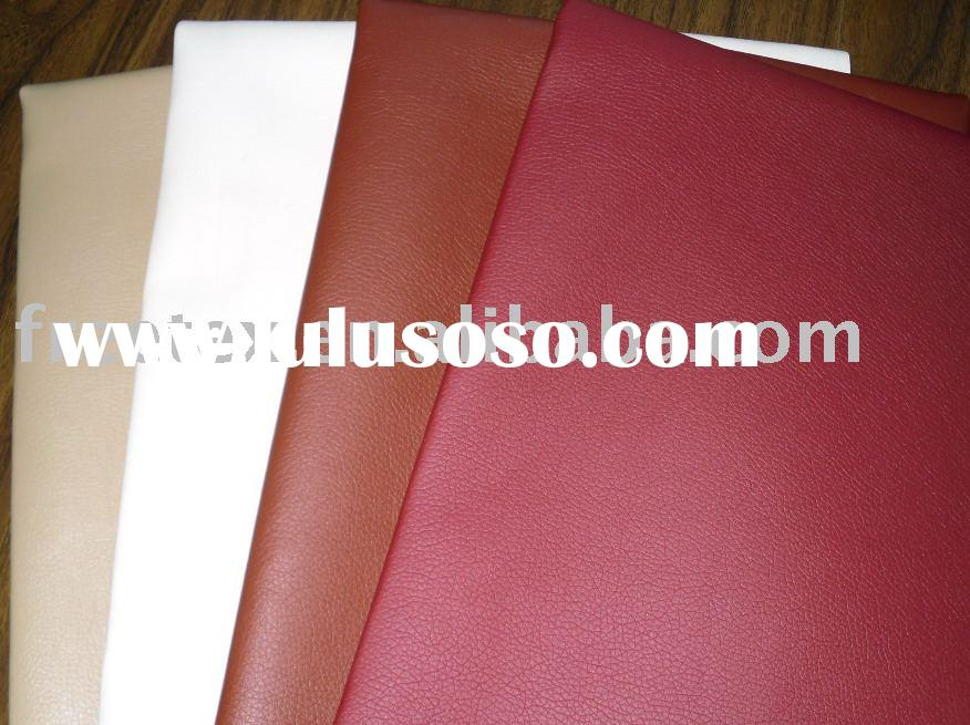 Synthetic leather for sofa