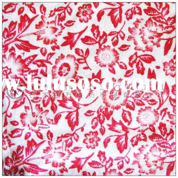 Wide Width 100% Cotton Flannel Fabric for Baby Blanket