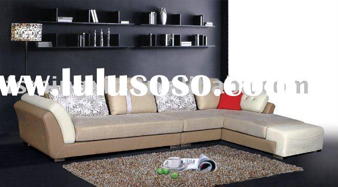 classic wood artificial leather sofa MX-9019#