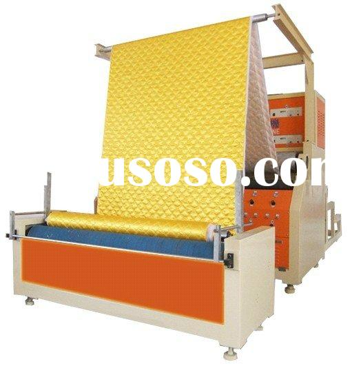 leather lace machine