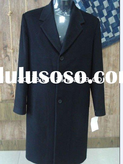 men's tailor wool coat.