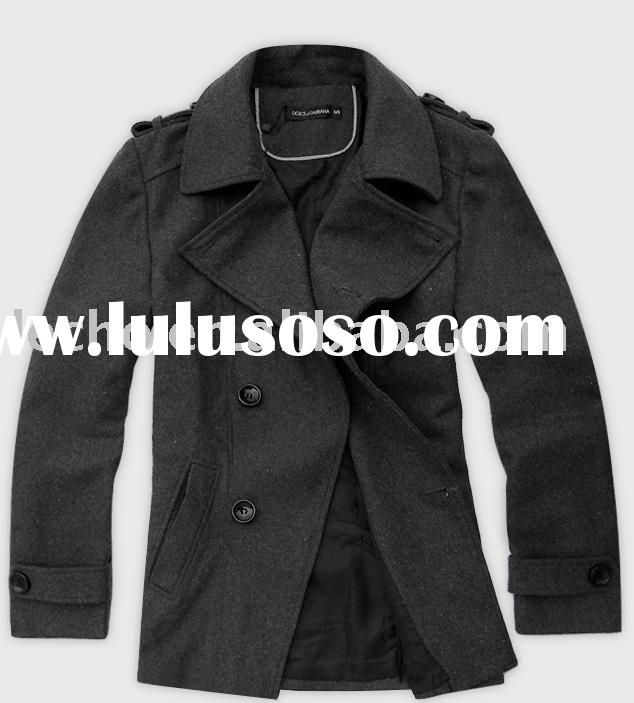men's wool coat(style# CM0-516-208)