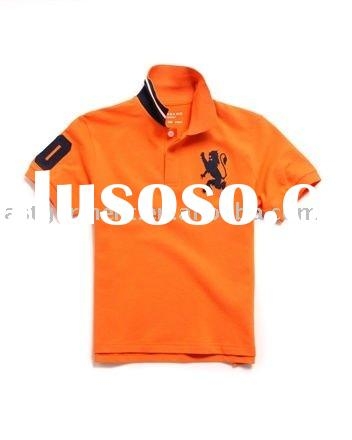 new summer cotton polo t shirts