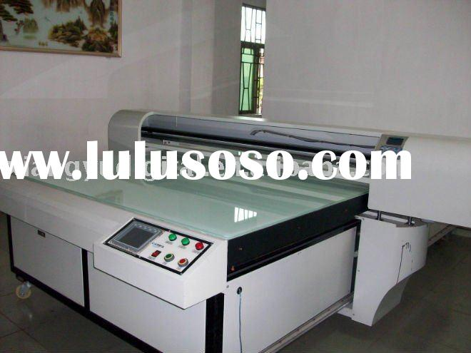 pvc and leather printing machine