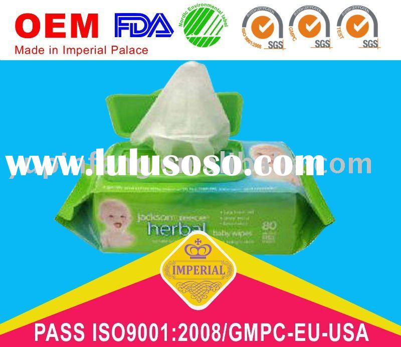 soft baby wipes Alcohol free