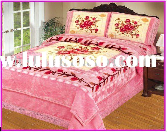 stock blanket/plush blanket/fleece blanket/polyester blanket