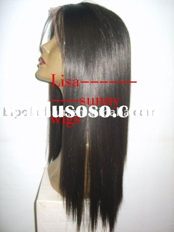 synthetic front lace wig cheap