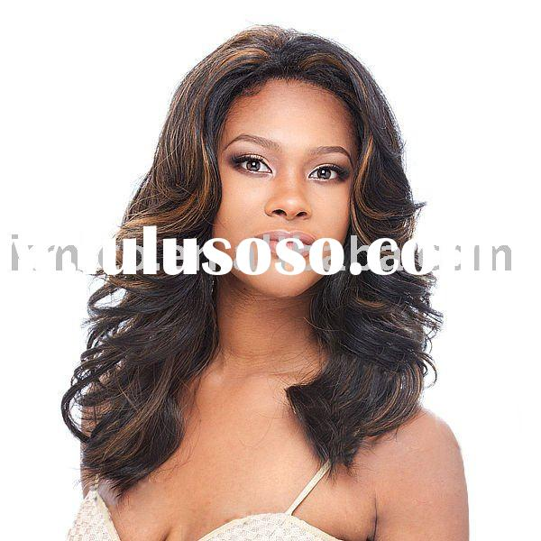 synthetic lace front hair wigs for women