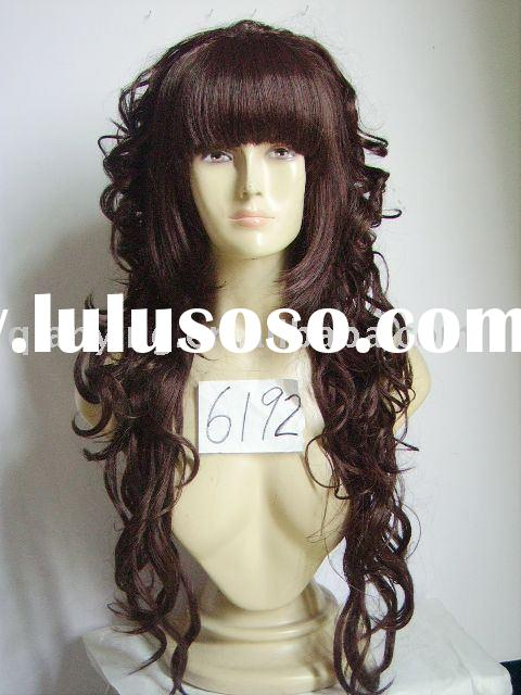 synthetic wigs hair