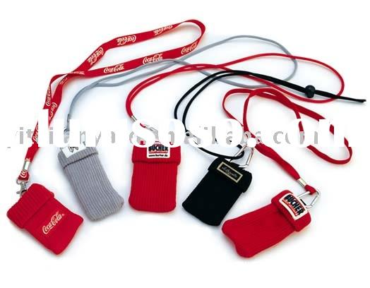 Fashion mobile phone sock/cell phone bag