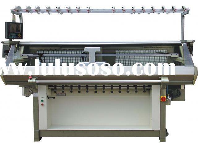 SJT252-S type computerized flat knitting machine
