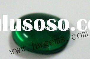 Synthetic emerald gemstone Wholesaler/Distributer from China