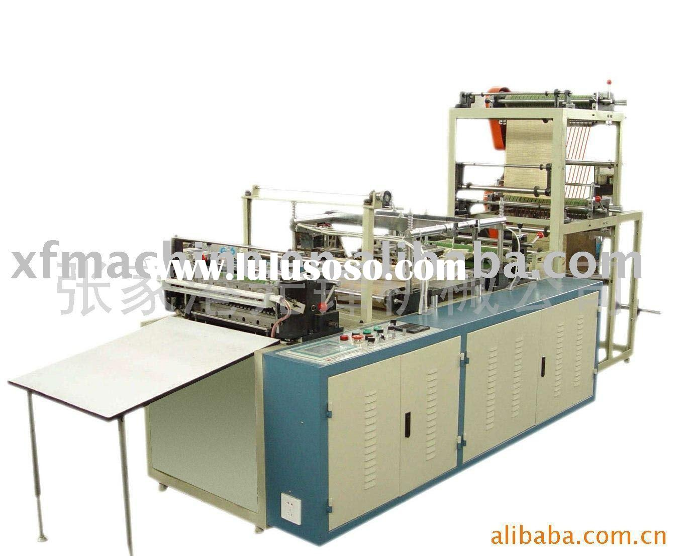 automatic disposable glove machine