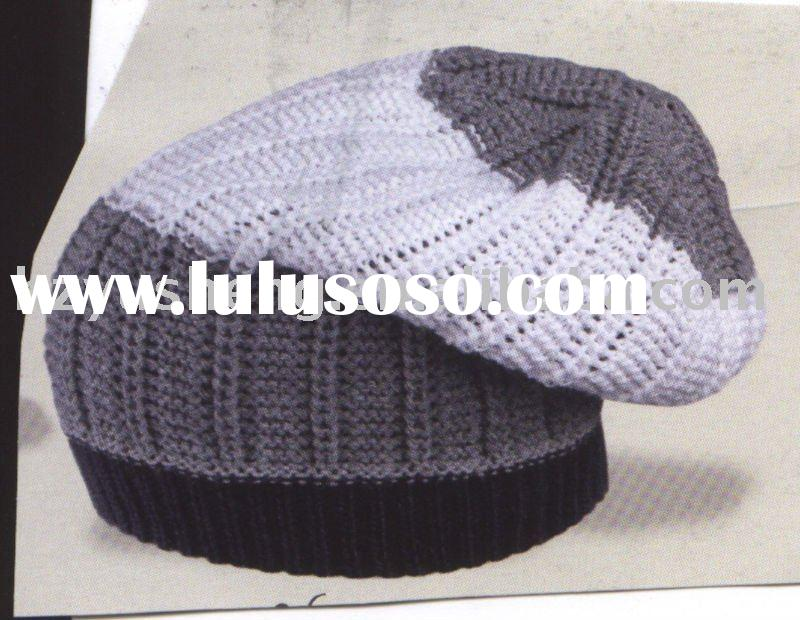 fashion knitting patterns hats