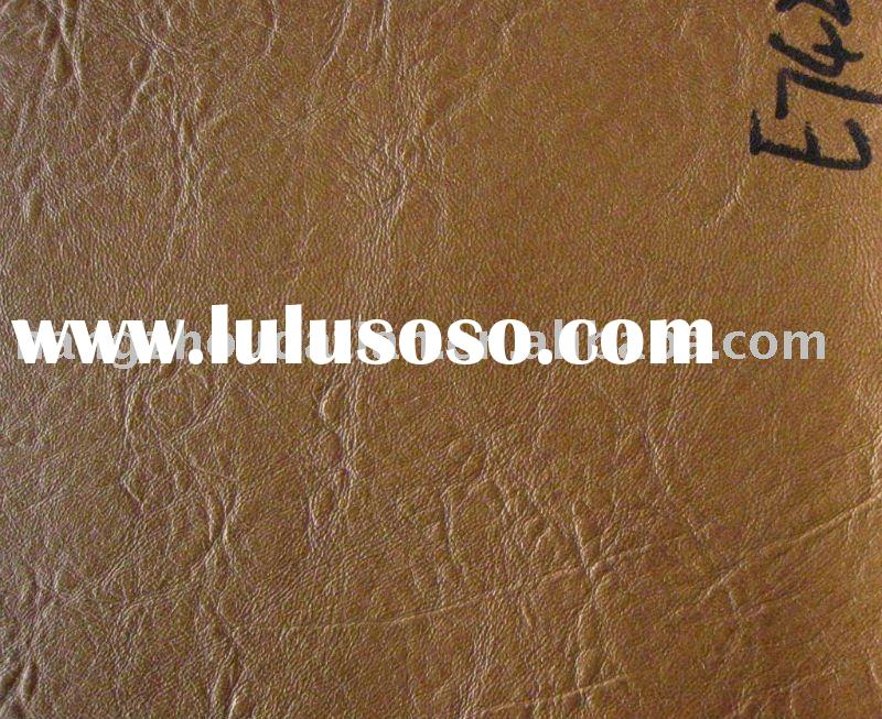 fashion synthetic suede leather polish synthetic leather for sofa