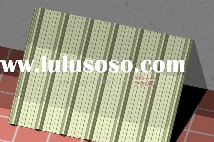 heating insulation Upvc roof tiles or heat insulation roofing system  cr1005(25)