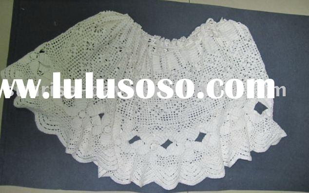 lady's shawl,cotton clothing,crochet shawl
