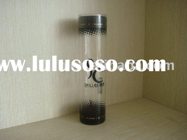 2011 New Style Transparent Plastic Tube