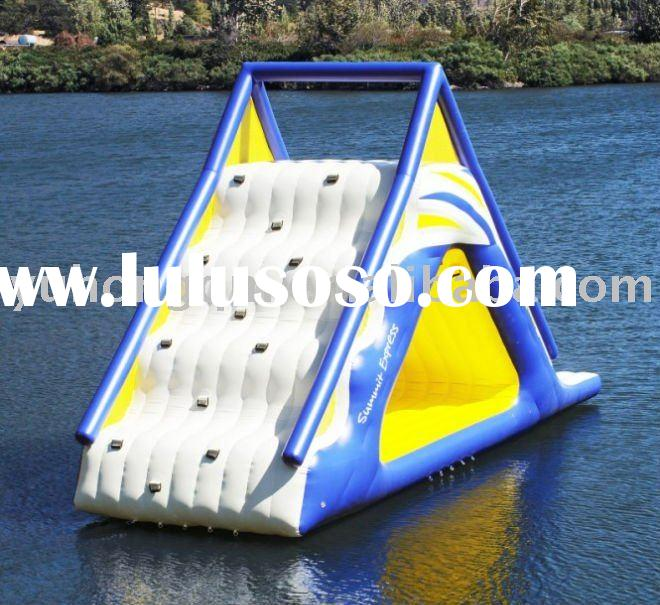 2011 hot-selling inflatable water games,water park