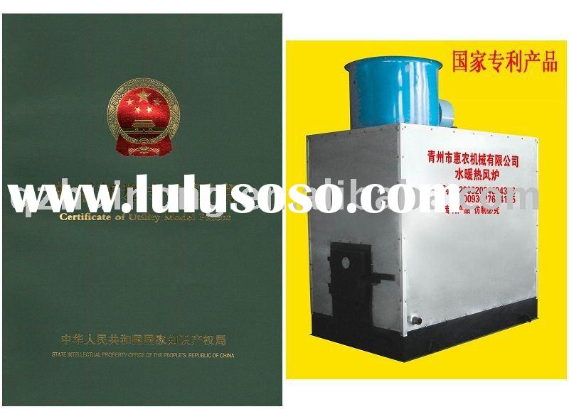 Auto Water Heating stoves,hot-blast stoves, national patent for poultry house