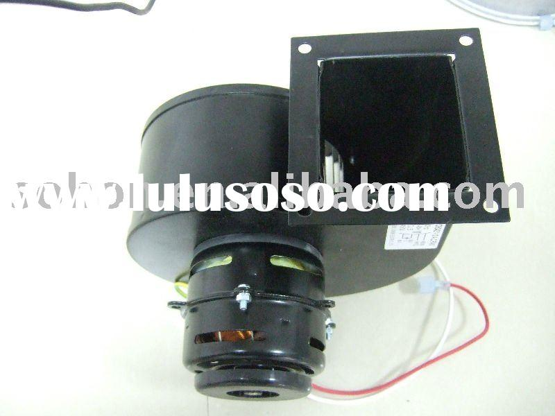 Centrifugal blower for pellet stove
