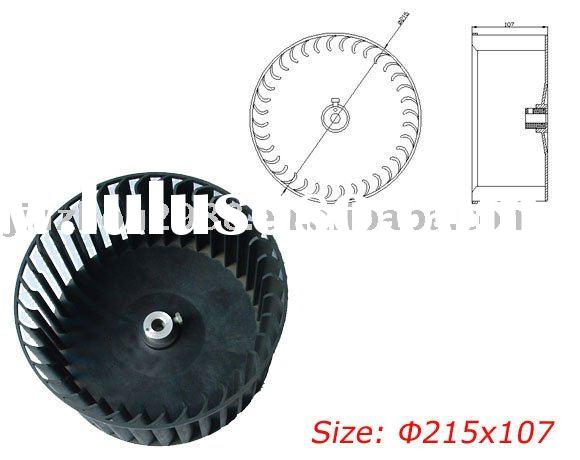 Centrifugal blower wheel fan blades (215x107-12)