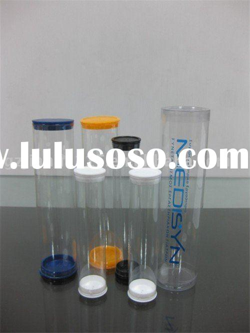 Clear Candy tubes