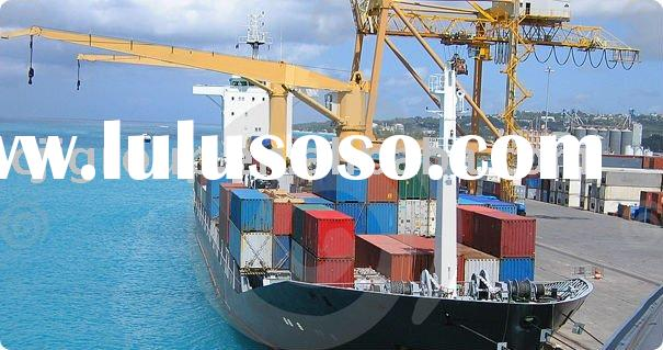 Container shipping from China to Canada, US, UK, Brazil, Germany, Russia, Israel...