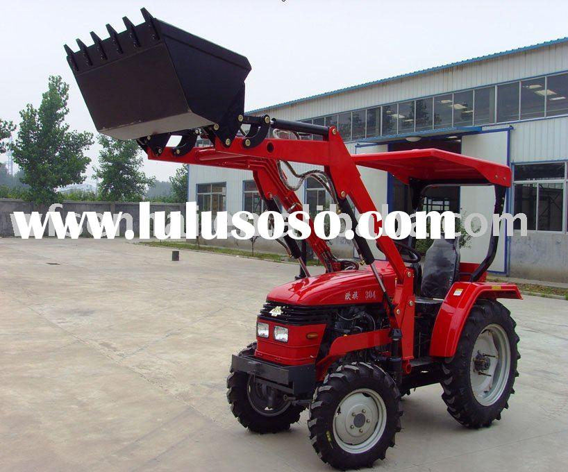 Farm tractor LZ304 + front loader