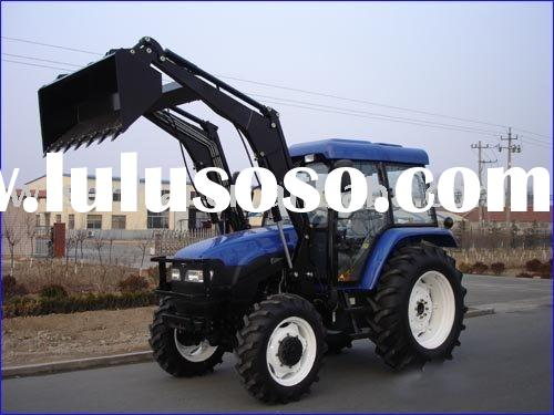 Farm tractor LZ484 + front loader